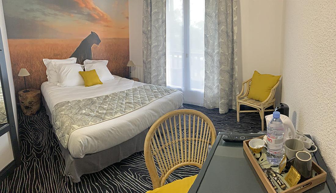 Au Palmyre Hotel - Chambre Palmyre