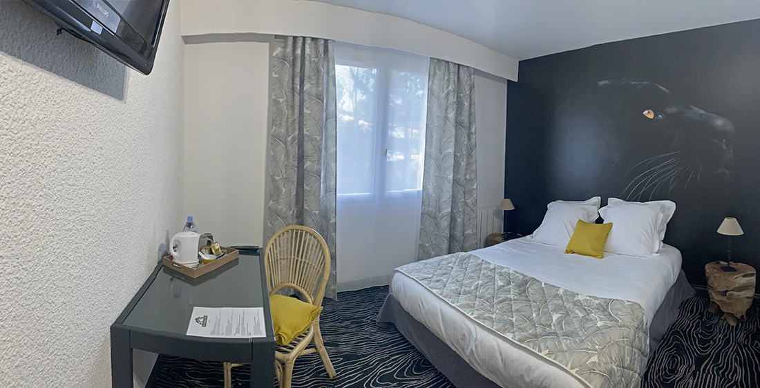 Au Palmyre Hotel - Chambre Pinède